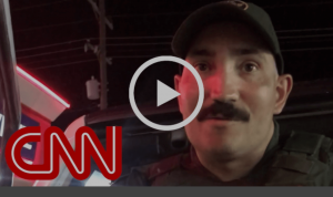 CNN Border Agent Video Still