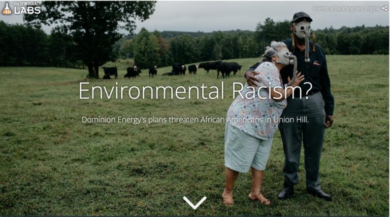 Environmental Racism still