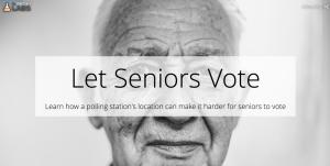 Let Seniors Vote
