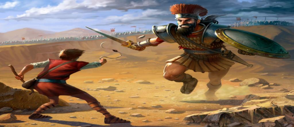 David v Goliath
