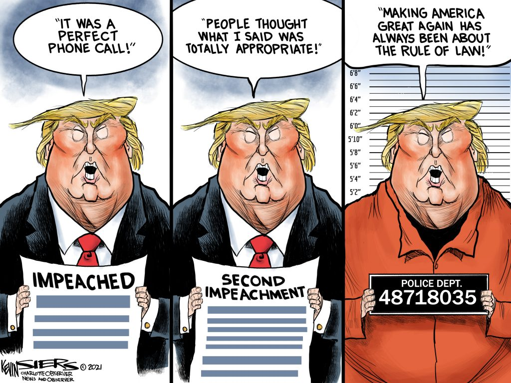 Impeached Again - Kevin Siers