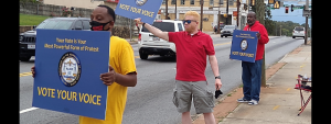 NAACP Atlanta uses relational organizing to get out the vote in Georgia