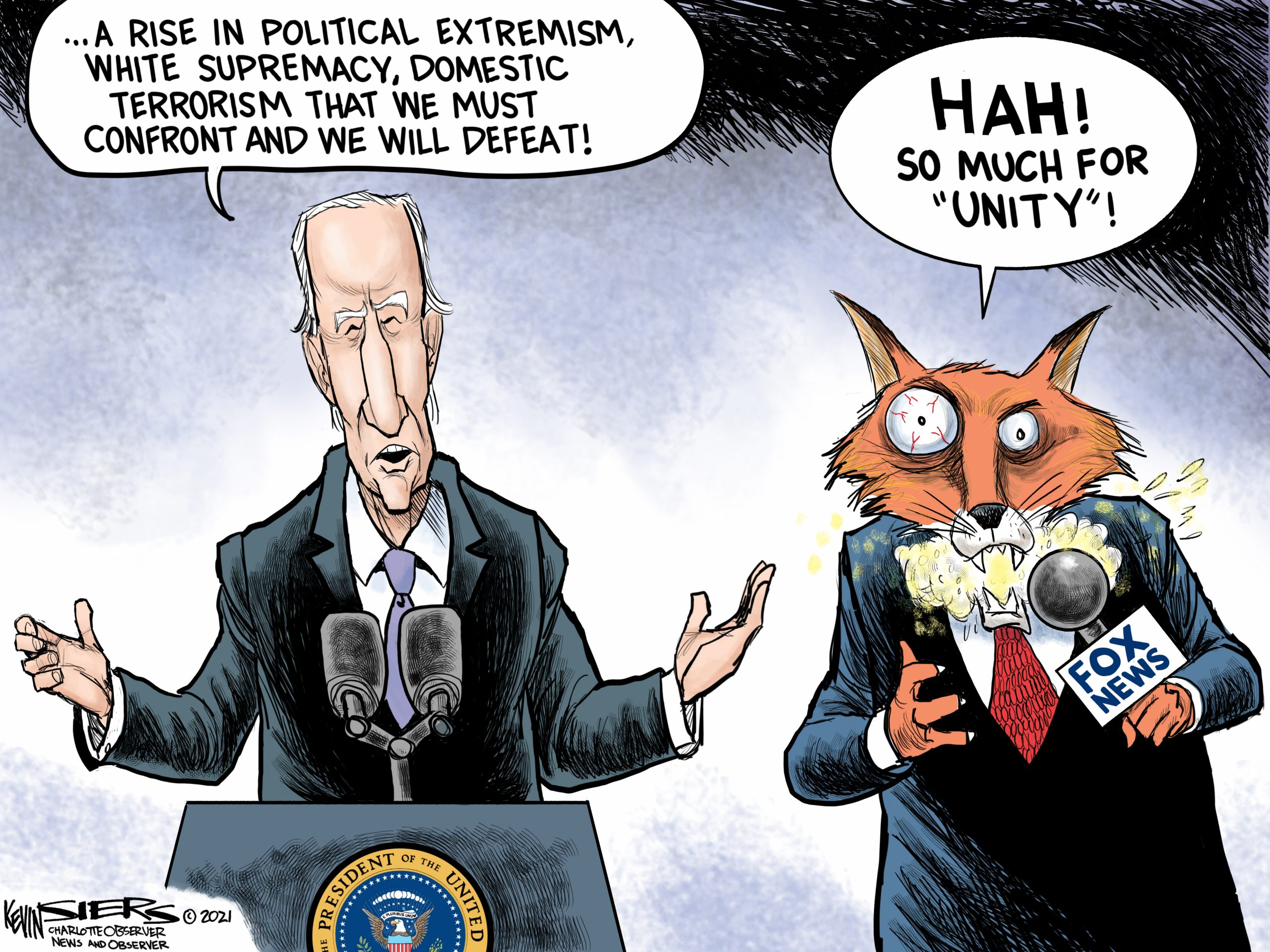 Faux Unity - Kevin Siers