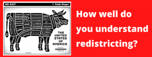 Redistricting determines how fairly communities are represented.