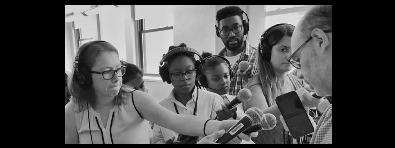 Black and Hispanic owned media outlets provide a voice to under-represented communities.