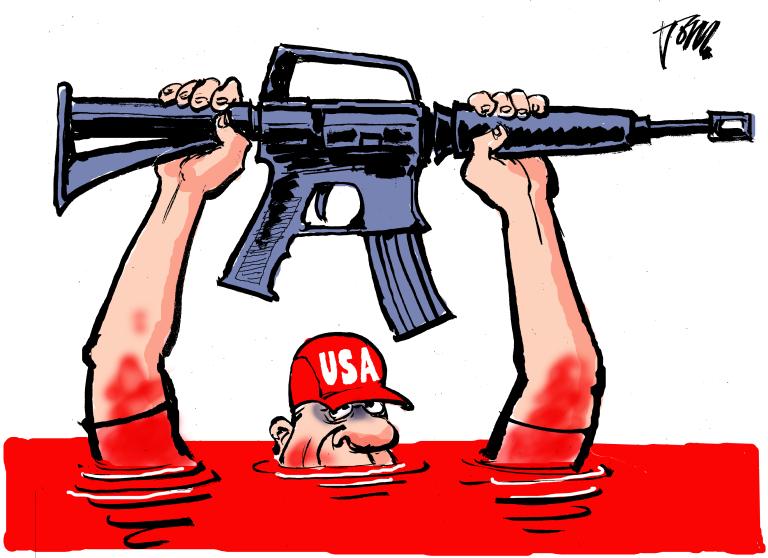 GUN, VIOLENCE USA, MASS SHOOTINGS, GUNS, GUN CONTROL