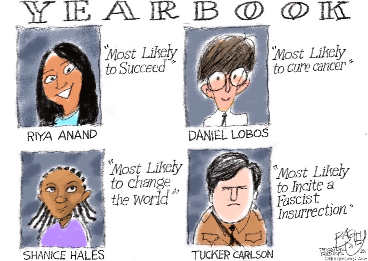 RACIST, FASCISM, RACISM, HATE, IGNORANCE, INSURRECTION, JESSE HELMS, DAN WHITE, HARVEY MILK, FOX NEWS