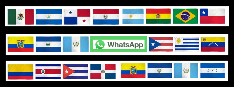 Relational organizing on WhatApp mobilizes more Latinx voters