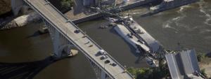 Biden infrastructure plan repairs and improves bridges. It invests in America's future.