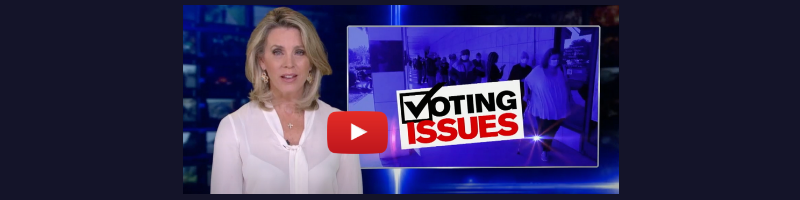 See Say 2020 was featured on Inside Edition with Deborah Norville.