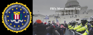Capitol insurrection rioters top FBI's Most Wanted List