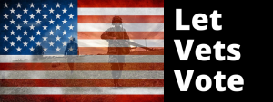 Stop Republican voter suppression bills that would deny disabled vets their right to vote
