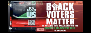 Black Voters Matter build power by organizing local events with partners to register more voters