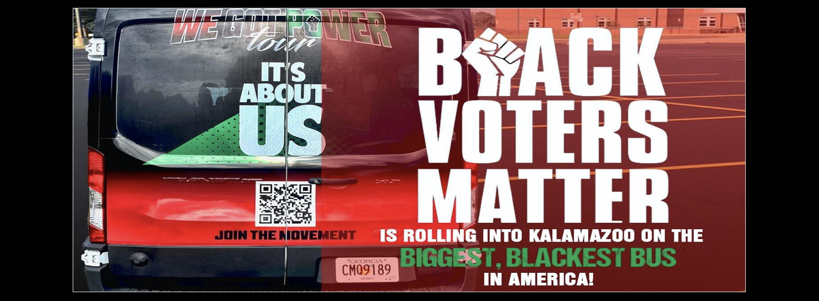 Black Voters Matter mobilizes voters in Kalamazoo through local events organized with Mothers of Hope