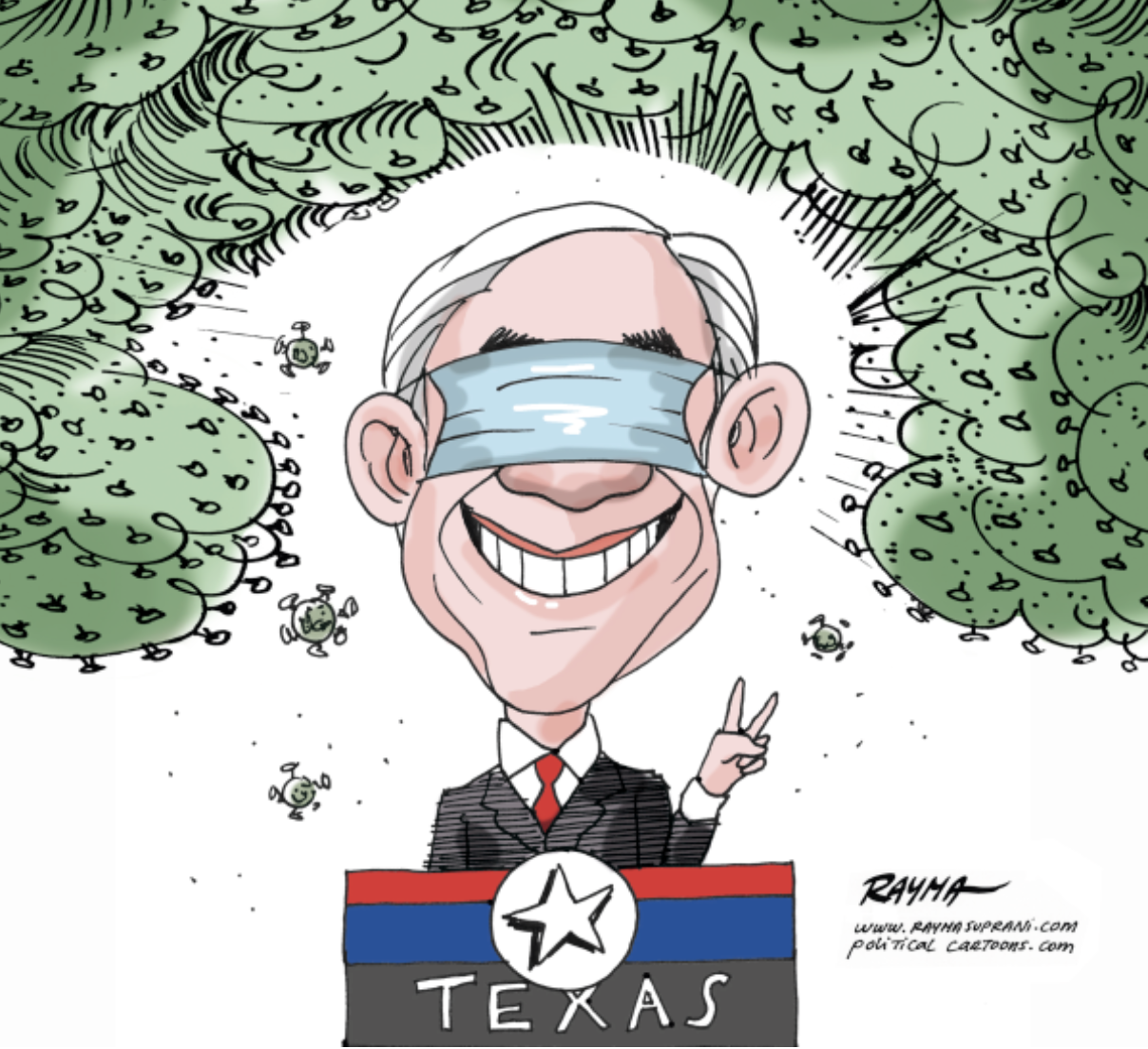 Greg Abbott inflames COVID crisis in Texas