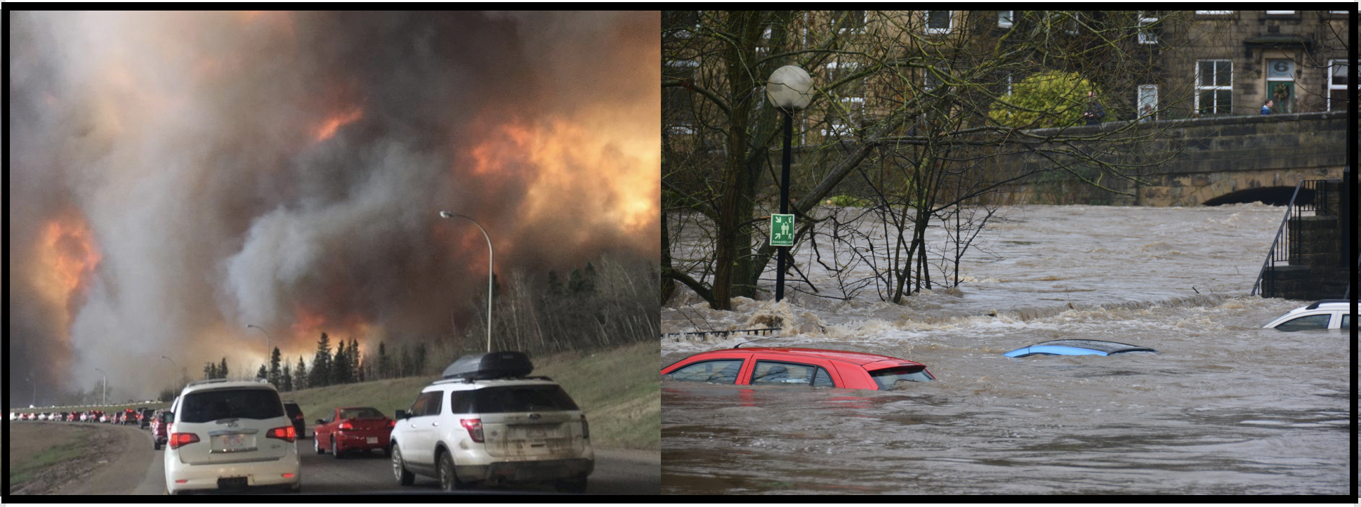 Apply design thinking and improvisation to disaster response