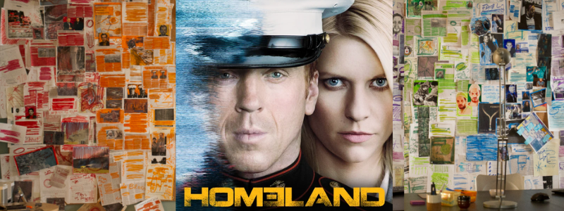 See who they really work with a mind map like Carrie uses in Homeland