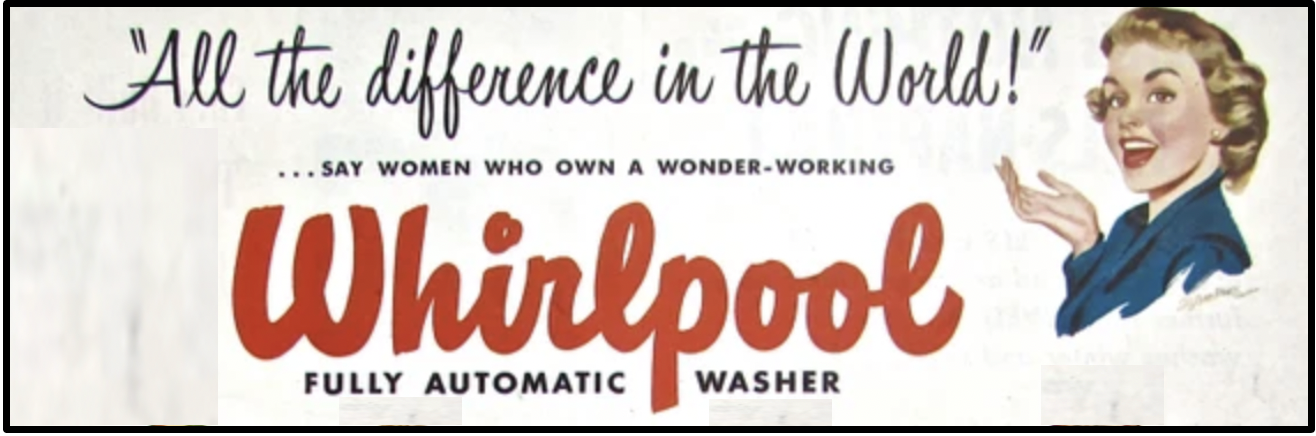 Whirlpool donates to Republicans pushing voter suppression.