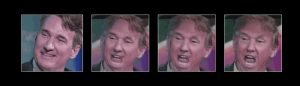 Youngkin transforms into Trump in seconds with free 3Dthis app